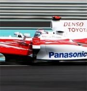 Toyota: Trulli sesto in qualifica ad Abu Dhabi