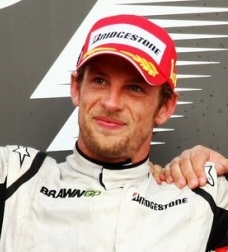 Brawn GP: Terza vittoria di Jenson Button