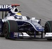 Williams: bene Rosberg, qualche problema per Nakajima